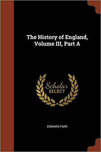 Book The History of England, Volume III, Part A
