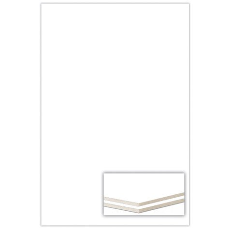 Better Crafts 40 X 60 FOAM BOARD 316 IN. WHITE (25 pack) (0HU950-1020) by Better crafts