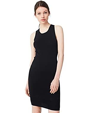 Mango Women's Crisscross Strap Dress