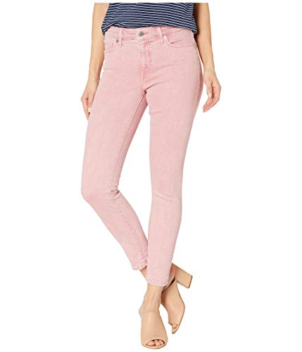 Lucky Brand Women's MID Rise AVA Skinny Jean in Jazzy Pink, 30W X - Pink Womens Jeans