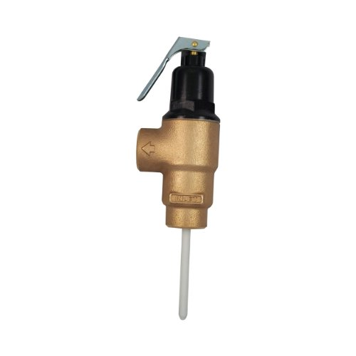 Cash Acme 16934-0150 Fvmx-5C Commercial Temperature And Pressure Relief 3/4-Inch Valve, Male Inlet by Cash Acme
