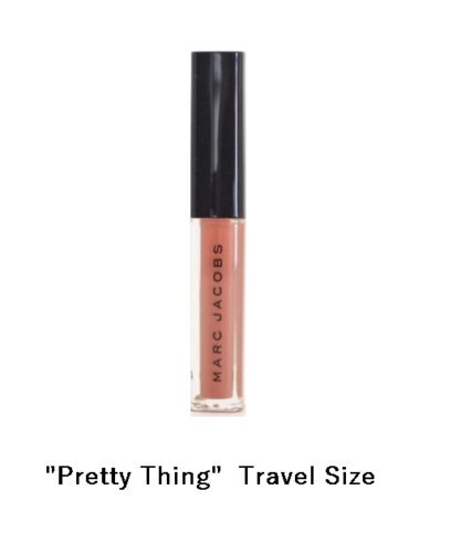 Marc Jacobs Beauty Enamored Hi Shine Lip Lacquer-Pretty Thing-TRAVEL SIZE