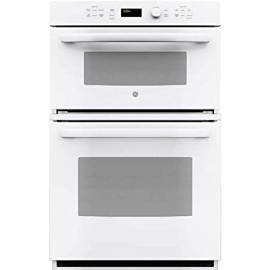 GE JK3800DHWW 27 White Electric Combination Wall Oven
