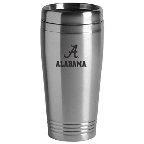 LXG, Inc. University of Alabama - 16-ounce Travel Mug Tumbler - - Mug Alabama