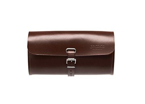 (Brooks Saddles Challenge Tool Bag, Antique Brown, Large )