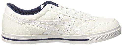 grau Weiß Asics Sneaker Herren Aaron Bianco wq8Ozv8