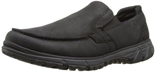 Merrell Todos a la calle Blazer Moc Resbalón-en el zapato Black