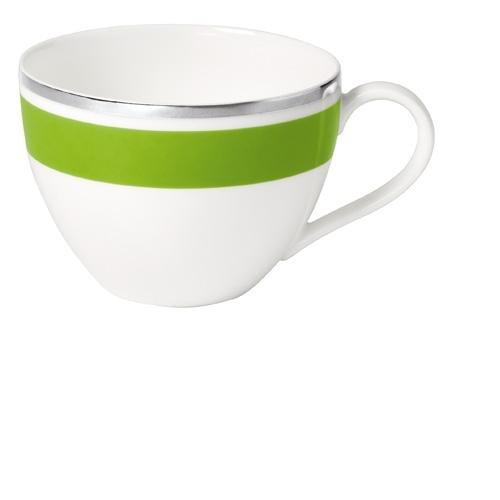 Villeroy /& Boch Anmut My Colour Emerald Green Kaffeetasse mit Untertasse 2tlg.