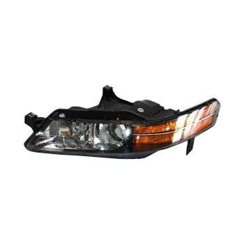Amazoncom TYC Acura TL Driver Side Headlight Assembly - Acura tl headlight replacement