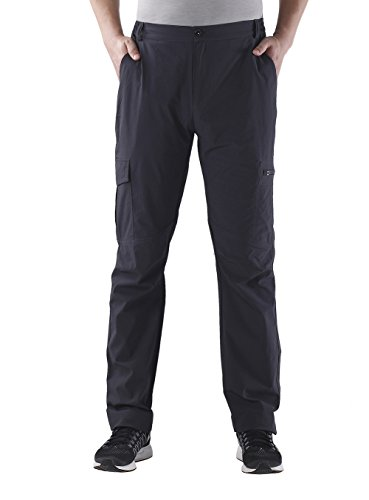 UNITOP-Mens-Quick-Dry-Lightweight-Water-Resistant-Hiking-Cargo-Pants