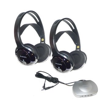 Unisar BebeSounds TV Listening Device with Additional ()