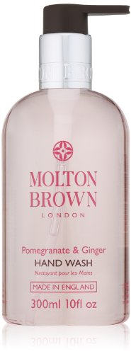 Molton Brown Hand Wash, Pomegranate & Ginger, 10 fl. oz.