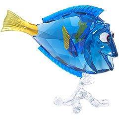 Swarovski Disney Dory Fish Figurine