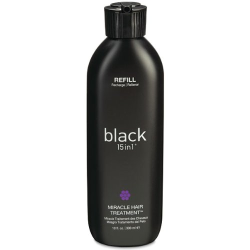 Miracle Hair Treatment by Black 15 in 1 for Unisex - 10 oz Treatment
