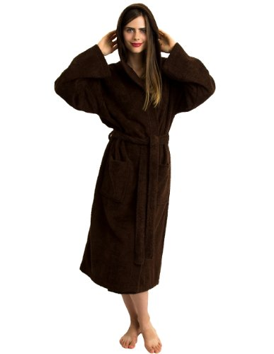 TowelSelections Hooded Bathrobe - 100% Turkish Cotton 39ef8c39f