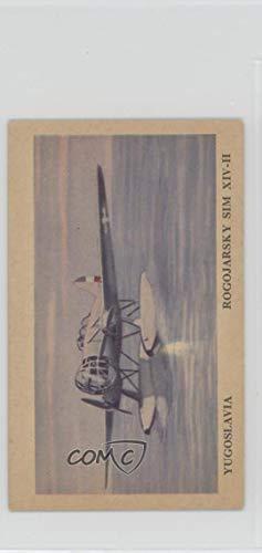 Rogojarsky Sim XIV-H (Trading Card) 1940 Tydol Aeroplane Series - [Base] #23 ()