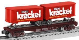 o-27-piggyback-flat-w-trailer-krackel-by-lionel