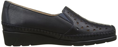 Luxat Damen Emchaus Slipper Bleu (Marine New Navy)