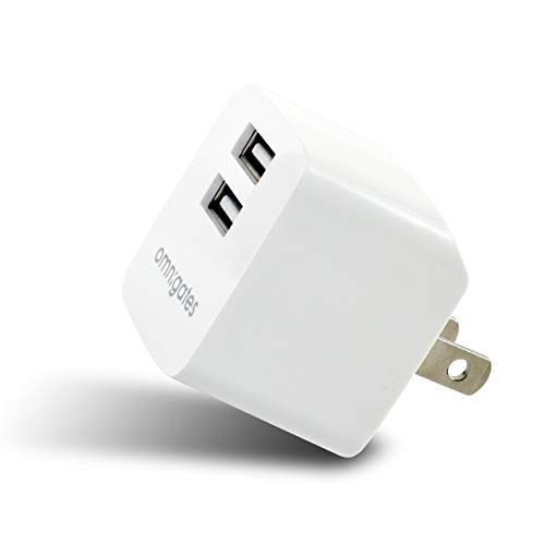 Retractable Travel Wall Charger - Omnigates Smart Wall Charger USB
