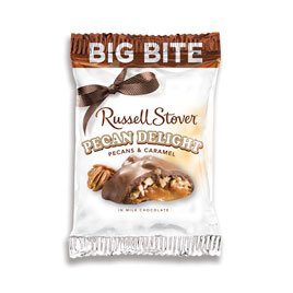 Russell Stover Pecan Delights, 2 oz. Bar (Easter Candy Sale)