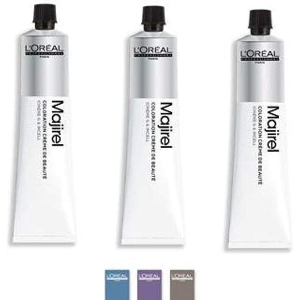Loreal Majirel 5 - Tinte para el cabello (3 x 50 ml), color ...