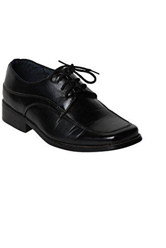 zapatos de bebé ceremonia negro negro