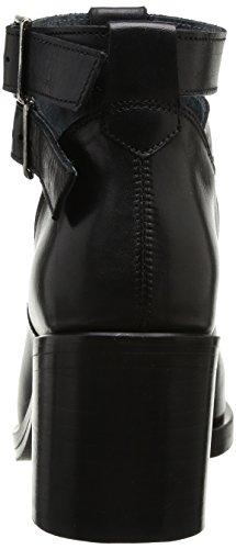 JONAK 264 Daint Cu H4 - Botas Mujer Cuir Noir