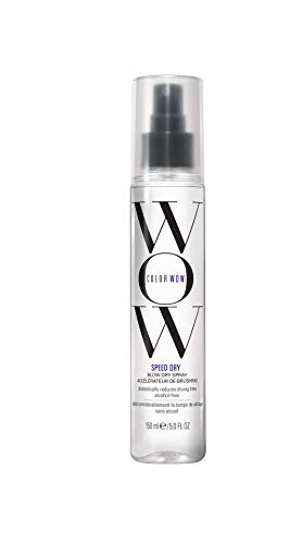 Supernatural Color - COLOR WOW Speed Dry BlowDry Spray, 5 Fl Oz