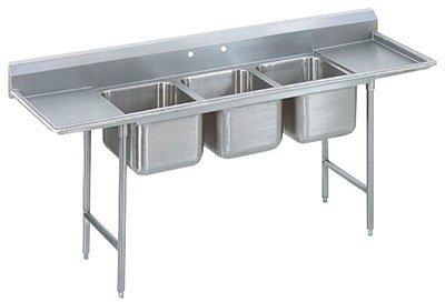Advance Tabco T9-3-54-18R-X Regaline Sinks