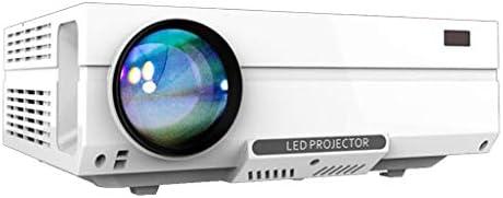 LHR888 Proyector en casa HD 1080P Proyector de teléfono móvil 3D ...