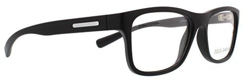 Dolce & Gabbana DG5005 Eyeglasses-1934 Matte Black-54mm