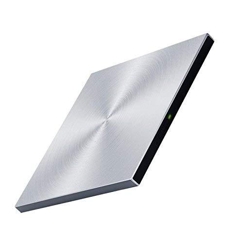 Laptop External CD Drive USB 3.0, Portable DVD-RW Drive Slim DVD/CD ROM Rewriter Burner Writer High-Speed Data Transfer MacBook windows7/8/10/XP/Vista/ME/2000/XP/Vista by Dainty (Image #3)