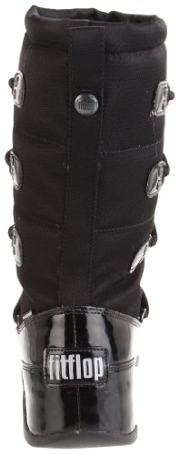 Fitflop Blizz Boot Mujer Botas Negro Black