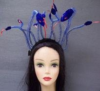 Light Up Medusa Headband