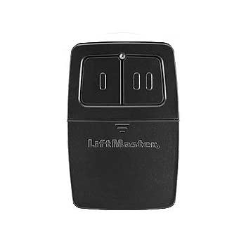 Clicker Klik1u Universal 2 Button Garage Door Opener Remote Garage