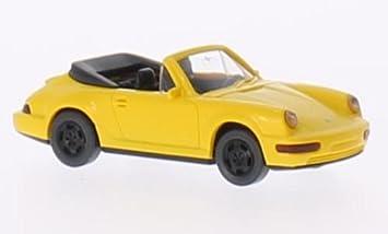 911964Carrera Porsche ConvertibleAmarillo0Model Porsche 911964Carrera CarReady CarReady ConvertibleAmarillo0Model EDI9H2