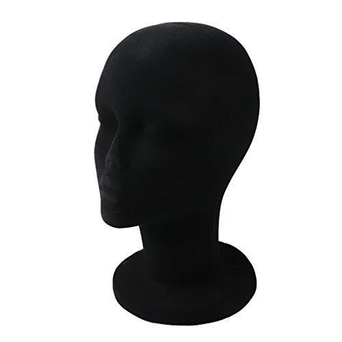 foam bald mannequin head - 2