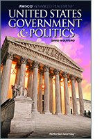 Amsco Advanced Placement United States Government & Politicsamsco Advanced Placement United States Government & Politicsamsco Advanced Placement United States Government & Politics by Perfection Learning