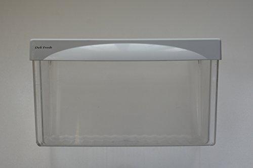 Genuine GE Refrigerator Deli Fresh Drawer WR32X10835 WR01X11009 WR32X10131