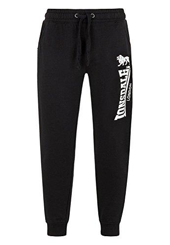Lonsdale London Uomo Pantaloni / Pantalone ginnico Scrabster