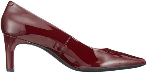 A Rouge D Geox Femme Escarpins C7005 Bordeaux Bibbiana fq7wxR6