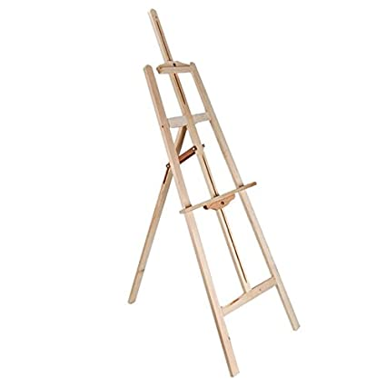 amazon com portable durable artist wood easel art stand drawing w