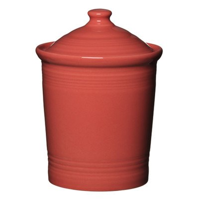 Fiesta 2-Quart Medium Cannister, Flamingo