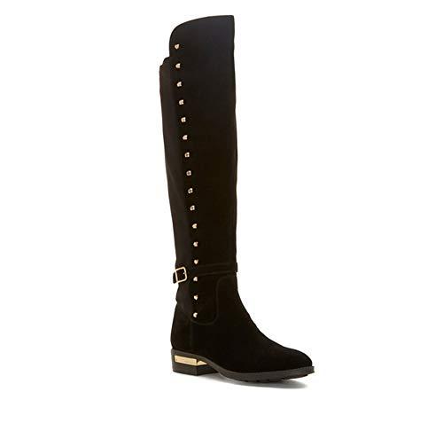 Vince Camuto Women's Pelda Over The Knee Boot Black 1
