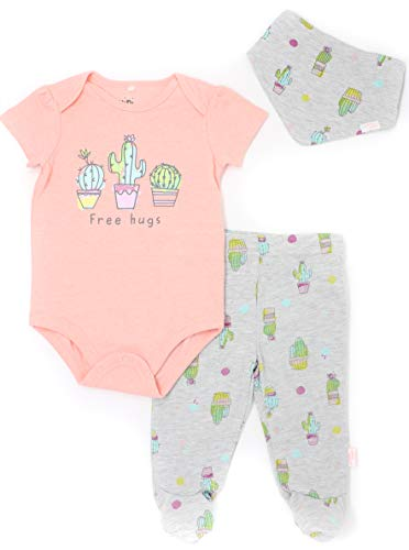 Used, Mini Heroes - Infant Girl's Cactus Bodysuit & Footed for sale  Delivered anywhere in Canada