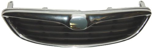 OE Replacement Mazda 626 Grille Assembly (Partslink Number - Replacement 626 Grille Mazda