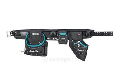 Makita P-80927 Heavy Duty Belt Set (New) Smartphone Holder,drill Holster & (Makita Tool Bags)