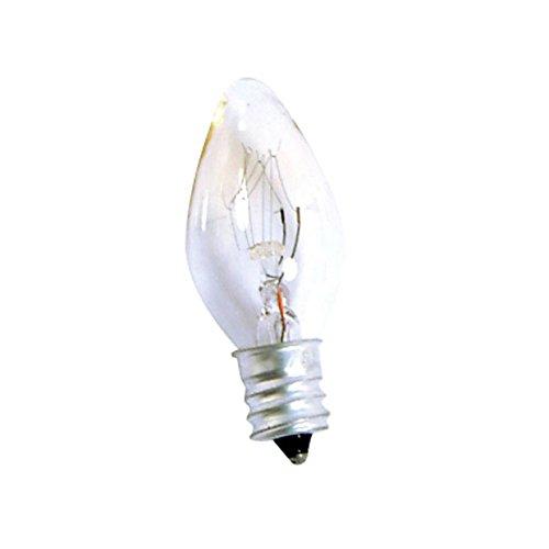 Bulk Hardware bh02410Nuit, 7W Ampoule Lampe CULOT à vis Edison