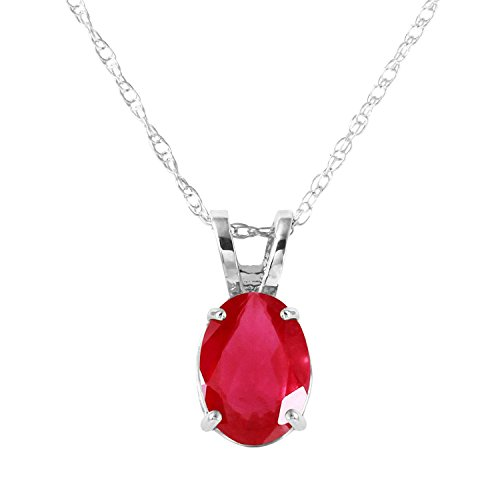 1-Carat-14k-Solid-White-Gold-Necklace-with-Natural-Oval-shaped-Ruby-Pendant