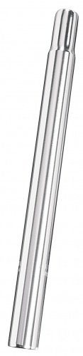 Sattelst/ütze Kerze 25,6 x 300 mm Aluminium silber